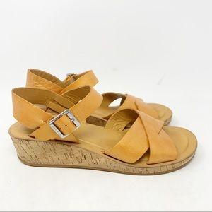 Kork-Ease Myrna cork wedge Sandals